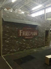 NAMM BOOTH PREVIEW