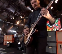 MASTODON ON JIMMY KIMMEL LIVE